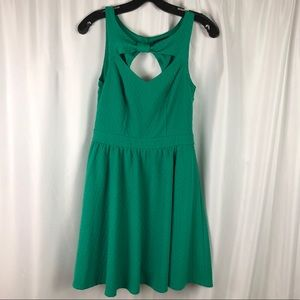 Material Girl A-Line Cocktail Dress Size M